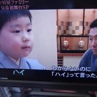 5歳と3歳の名歌舞伎役者に夢中です♪