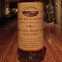 GM/OLD PULTENEY8years(Bottled in 2007) 700ml,40%
