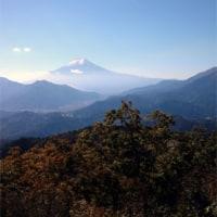 富士山と走行するリニアが見える…『あるきんぐ&のぼりんぐ』高川山