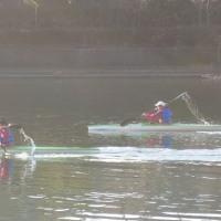 水上練習(H29.2.12)
