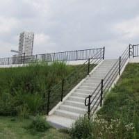 ① 新八幡川橋 下り線