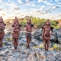 ヨシダナギさんヒンバ族を撮影する(クレージージャーニー)
