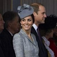 キャサリン妃公式の場に、妊娠発表後初