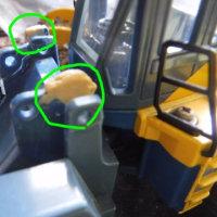 建設機械の修理 その2