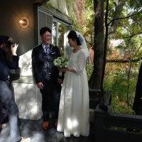 秋篠の森ウェディング 11月〈2016〉