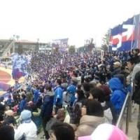 ヴァンフォーレ2012開幕戦。