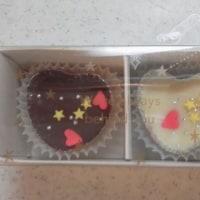 バレンタインデーのプレゼントが連名で・・・ホワイトデーが大変!!
