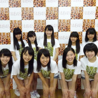 NMB48 5期生 10名 お披露目。上西恵さんの妹「上西怜」さん、山田菜々さんの妹も加入