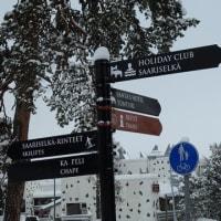 フィンランドの旅 この旅最後の街散歩♪