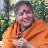 「たねの支配を、許してはならない」―環境活動家ヴァンダナ・シヴァ博士
