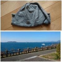l found my cap.