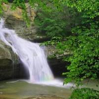 このうえなく美しい滝