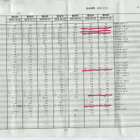 血液検査の結果・HbA1c【6.5】