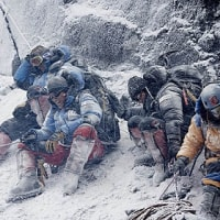 「ヒマラヤ 地上8,000メートルの絆」、ヒマラヤ下山中に遭難した隊長の遺体引き取り作戦!