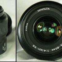 【第591沼】MINOLTA AF POWERZOOM 35-80mm F4-5.6はなぜXiじゃない?