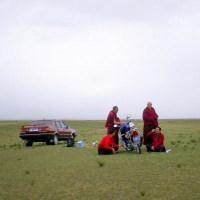 チベット旅行へ