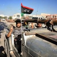 """リビア  カダフィ政権崩壊から5年 IS拠点シルトを""""ほぼ""""制圧 進まない「統一政府」樹立"""