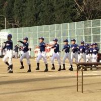 平成29年3月5日(日)【新Aクラス】第38回吹田市連盟旗大会開会式 新チーム出陣!