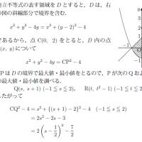 全統記述式・全国公開実戦模試 数学 101