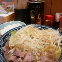 二郎系-野菜がっつりラーメン