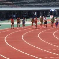 陸上中学校選手権大会