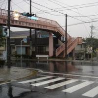 台風23号接近中!!