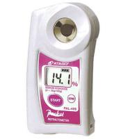 ポケット濃度計(水酸化ナトリウム濃度) PAL-40S アタゴ