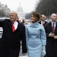 アメリカ トランプ大統領就任