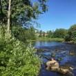 カウスティネンとヘルシンキの風景