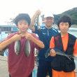 午前便夏休みプランでイサキ釣りです。
