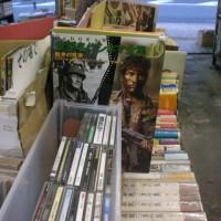 「CDが入荷・古本屋」北九州市八幡西区黒崎の古本屋・藤井書店