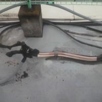 工場で漏電ブレーカ時々落ちる