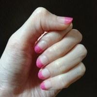 トレンドのピンク。