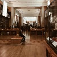 大英博物館、3回目