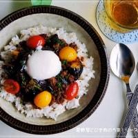 夏休みのランチメニュー特集③ 捏ねない丸めないハンバーグ!?