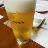 寒くてもビール
