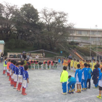 10月22日  ホーム(六会小学校)TRM