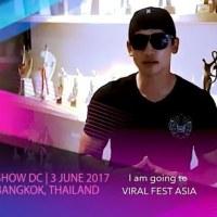 Viral Fest Asia 2017 Shoutout - Rain