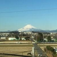 今日も富士山は綺麗