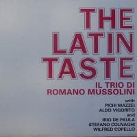 記憶にございません! 4  THE LATIN TASTE  /  ROMANO MUSSOLINI