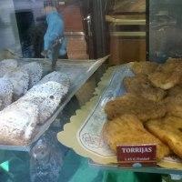 慎ましくも、美味しい聖週間(セマナ・サンタ)