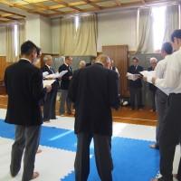 平成28年度 「秋季糸東流技術競技会」が行われました