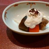 「おまかせ料理田中」で食事会