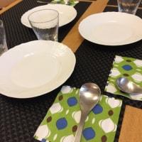 平日の食事会
