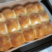 フルーティーなちぎりパン