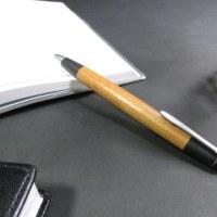 木製ボールペンの金具対応について。
