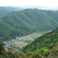 新緑の書写山(姫路)2009/05/03