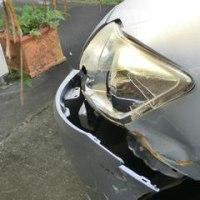事故にあった日