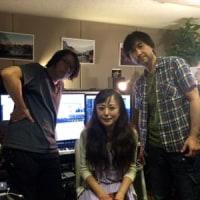 中嶋久美子さんレコーディング