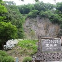 城崎温泉の玄武洞